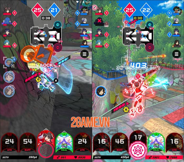 Kick Flight sở hữu lối chơi hành động mới mẻ trên nền đồ họa anime tuyệt đẹp 1