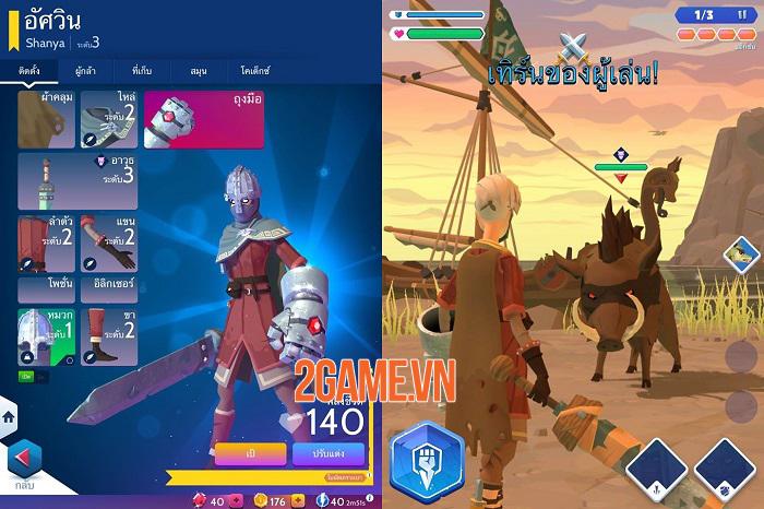 Knighthood - Game hành động nhập vai kinh điển từ cha đẻ Candy Crush 0