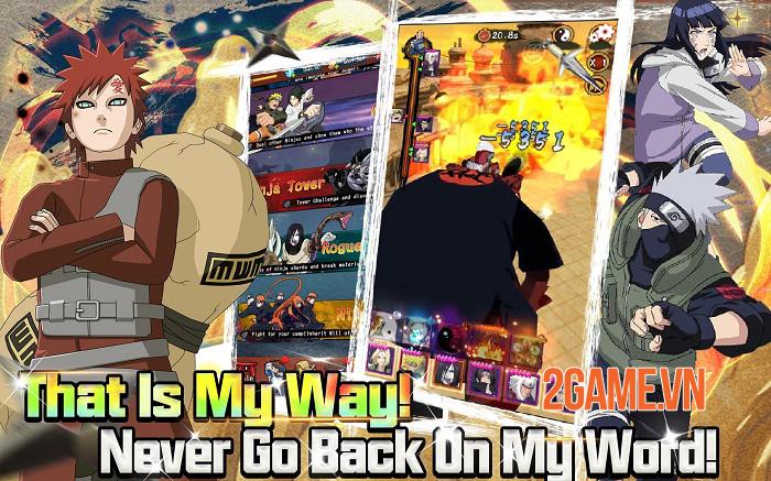Top 7 game mobile mới toanh dành riêng cho fan Naruto 2