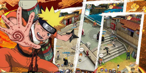 Konoha Ultimate Storm – Game Naruto mang lối chơi nhập vai thẻ tướng cuốn hút