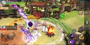 Light of Thel: Thời Hoàng Kim tái hiện những tinh hoa của thể loại MMORPG