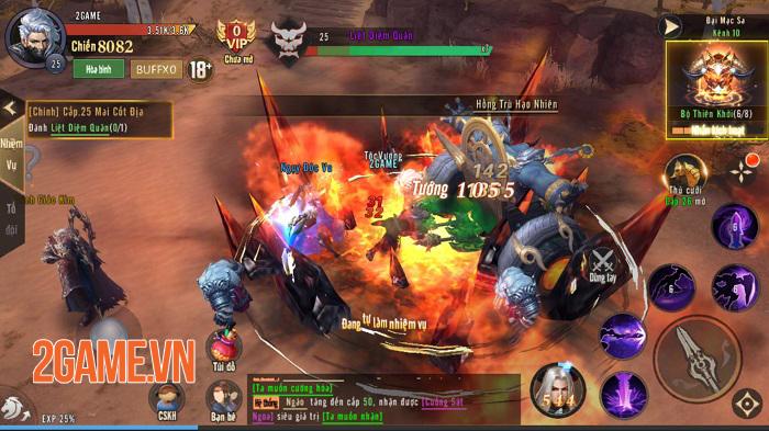 Long Kỷ Nguyên là sự kết hợp hoàn hảo giữa gameplay châu Á và đồ họa châu Âu 3