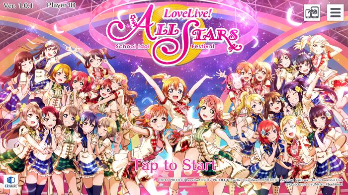 Love Live All Stars - Game âm nhạc với cơ chế nhập vai vũ đạo mới lạ 0