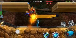 """Game nhập vai """"tìm về tuổi thơ"""" Mega Man X DiVE ra mắt bản quốc tế"""