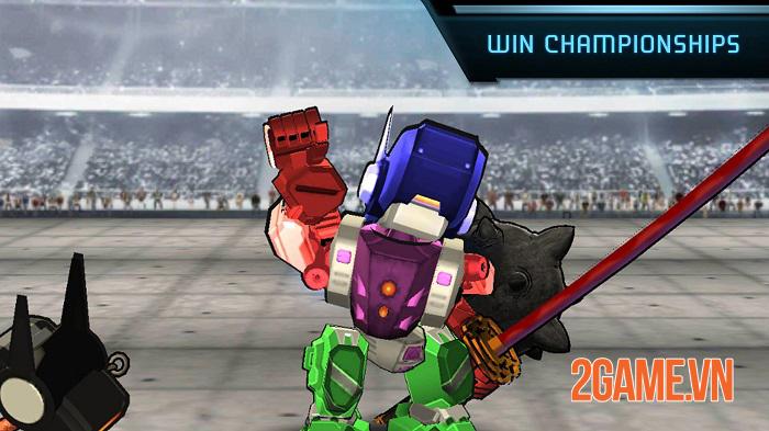 Megabot Battle Arena - Tựa game đấu trường kết hợp đủ thể loại hấp dẫn 4