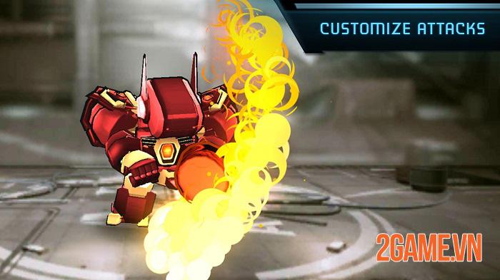 Megabot Battle Arena - Tựa game đấu trường kết hợp đủ thể loại hấp dẫn 1