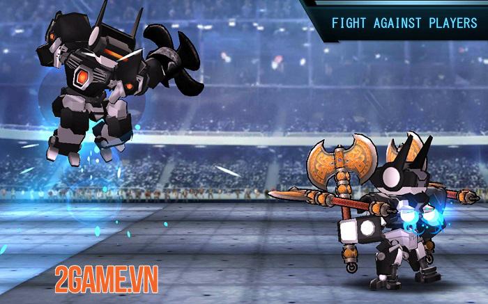 Megabot Battle Arena - Tựa game đấu trường kết hợp đủ thể loại hấp dẫn 3