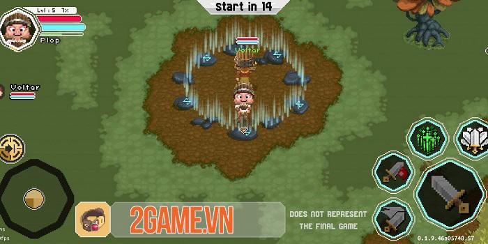 Naica Online - MMORPG thế giới mở sở hữu đồ hoạ pixel đáng yêu 0