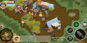 Naica Online – MMORPG thế giới mở sở hữu đồ hoạ pixel đáng yêu