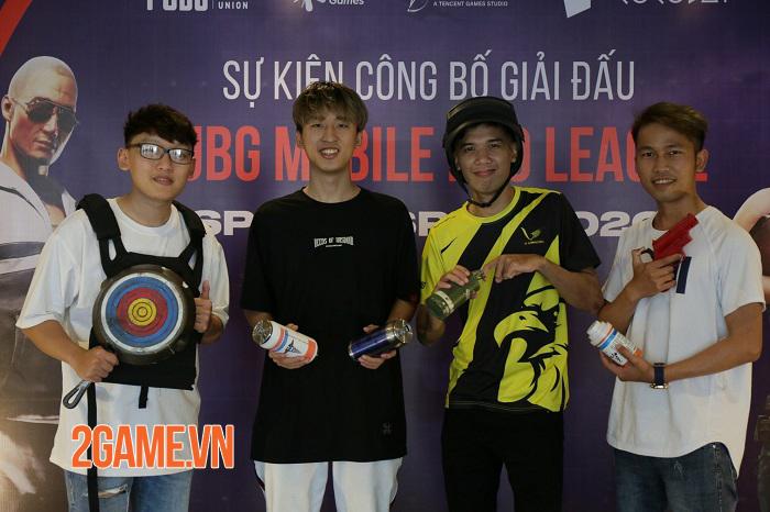 VNG họp báo ra mắt PUBG Mobile Pro League 2020 Spring Split 3