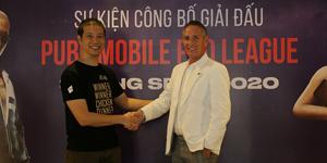 VNG họp báo ra mắt PUBG Mobile Pro League 2020 Spring Split