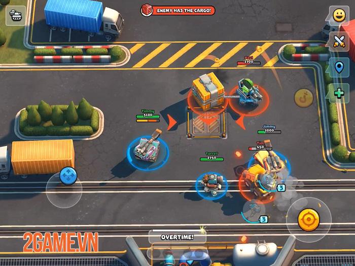 Pico Tanks - Game bắn tank phong cách MOBA chính thức phát hành toàn cầu 4