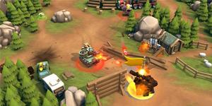 Pico Tanks – Game bắn tank phong cách MOBA chính thức phát hành toàn cầu