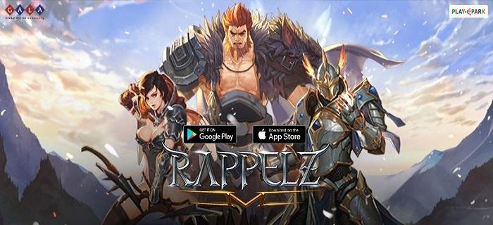 Rappelz M - Một trong những game RPG hay nhất được chuyển thể lên mobile ra mắt bản SEA 3