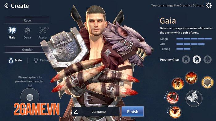 Rappelz M - Một trong những game RPG hay nhất được chuyển thể lên mobile ra mắt bản SEA 0