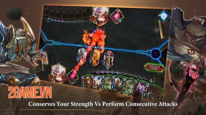 Realm of Alters - Game thẻ bài đa nền tảng với nền tảng đồ hoạ gây chú ý 1