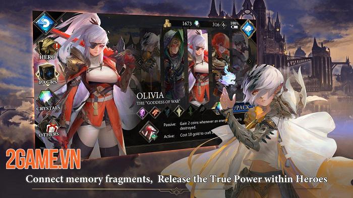 Realm of Alters - Game thẻ bài đa nền tảng với nền tảng đồ hoạ gây chú ý 2