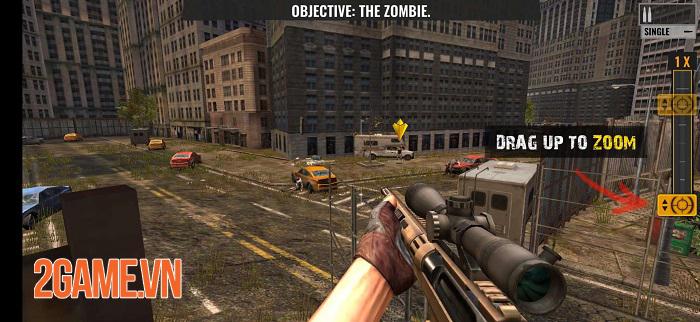 Sniper Zombies VNG sở hữu đồ họa chân thực với những hiệu ứng ấn tượng 4