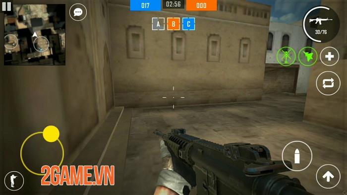Strike Team Online - Game mobile bắn súng sở hữu đồ hoạ ấn tượng như CSGO 1
