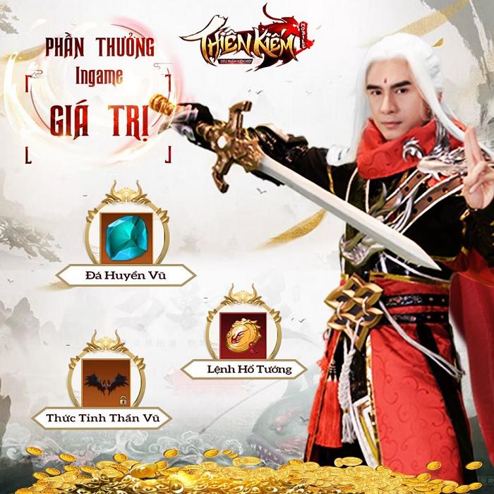 Game thủ Thiên Kiếm Mobile hào hứng với giải Tuyệt Thế Chiến Thần mùa 5 3
