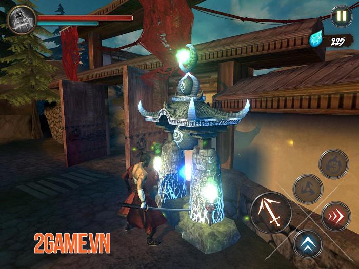 Takashi Ninja Warrior gây ấn tượng với đồ họa tuyệt đẹp và lối chơi sáng tạo 3