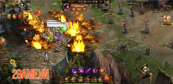 Top 10 game online lấy chủ đề Tam Quốc đa dạng lối chơi cho bạn lựa chọn 7