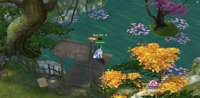 Tình Kiếm 3D Mobile là bến đỗ vững chắc cho người yêu thích dòng MMORPG 1