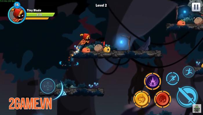 Tiny Blade: Dark Slayer - Game nhập vai có đồ họa 2D truyền thống 1