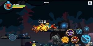 Tiny Blade: Dark Slayer – Game nhập vai có đồ họa 2D truyền thống