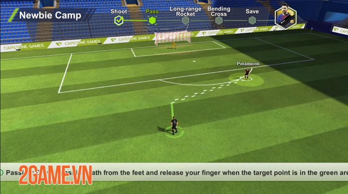 Ultimate Football Club - Game bóng đá và quản lý đội bóng với cơ chế đơn giản 2