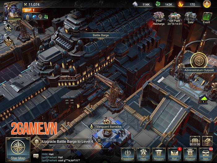 Warhammer 40.000: Lost Crusader - Một thế giới ma thuật kết hợp công nghệ độc đáo 0