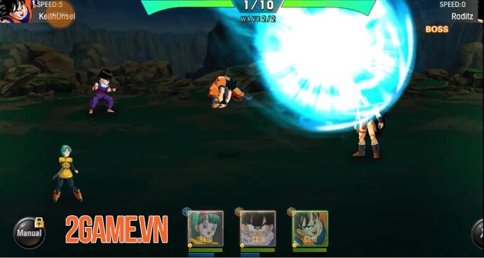 Warrior Legend: Adventure sử dụng bối cảnh và lối chơi quen thuộc nhưng rất gây nghiện 0