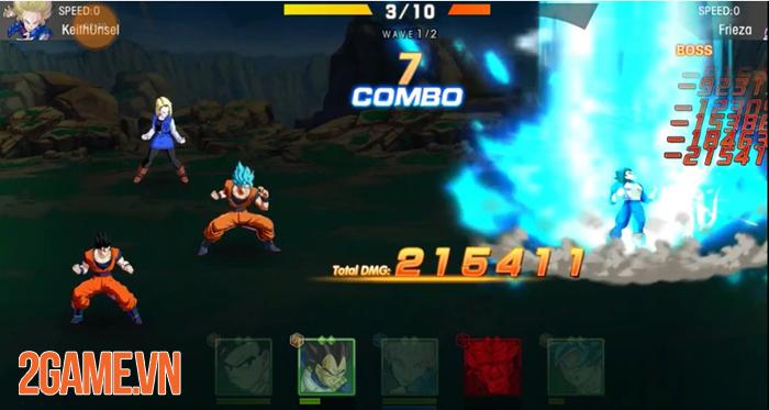 Warrior Legend: Adventure sử dụng bối cảnh và lối chơi quen thuộc nhưng rất gây nghiện 2
