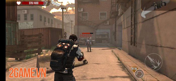 Zombie Survival VNG có lối chơi đơn giản và đồ họa chân thực 0
