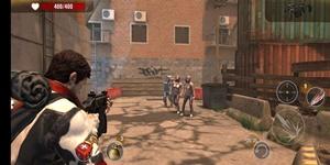 Zombie Survival VNG có lối chơi đơn giản và đồ họa chân thực