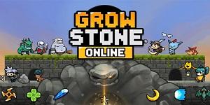 Grow Stone Online – Game phiêu lưu theo cơ chế idle có đồ họa 2D đầy màu sắc