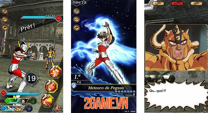 Saint Seiya: Shining Soldiers - Một thế giới Áo Giáp Vàng tinh túy trên mobile 3
