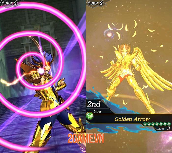 Saint Seiya: Shining Soldiers - Một thế giới Áo Giáp Vàng tinh túy trên mobile 2