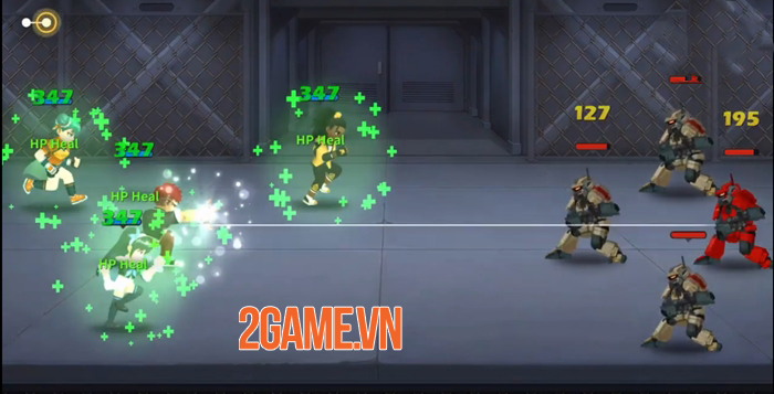 Game thẻ tướng Newtro Fighter sở hữu cốt truyện người đột biến mới mẻ 1