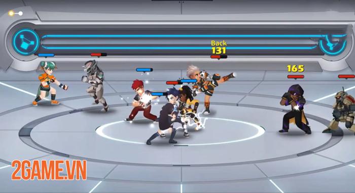 Game thẻ tướng Newtro Fighter sở hữu cốt truyện người đột biến mới mẻ 3
