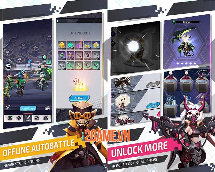 Nova Heroes - Game chiến thuật có thiết kế đơn giản nhưng cốt truyện hấp dẫn 1