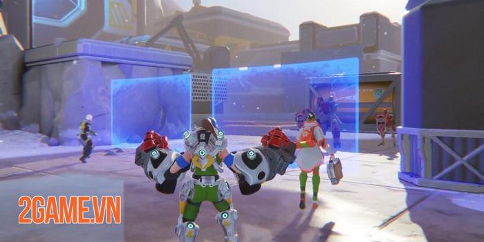 Respawnables Heroes - Game bắn súng đối kháng mang phong cách của Overwatch 0