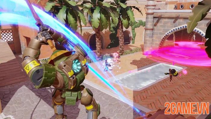 Respawnables Heroes - Game bắn súng đối kháng mang phong cách của Overwatch 3