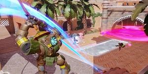 Respawnables Heroes – Game bắn súng đối kháng mang phong cách của Overwatch