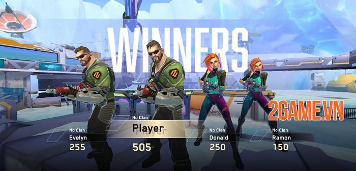 Game bắn súng đối kháng Rise: Shooter Arena đã mở đăng kí trước 3