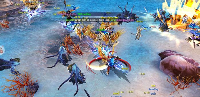 Kiếm Ma 3D và câu chuyện sáng tạo nội dung để chinh phục người dùng! 1