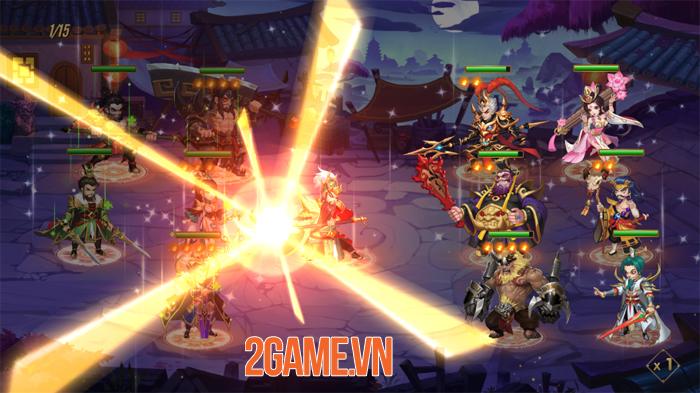Game Thiên Long Tam Quốc trao cơ hội để game thủ làm chủ toàn bộ tướng 3Q 2