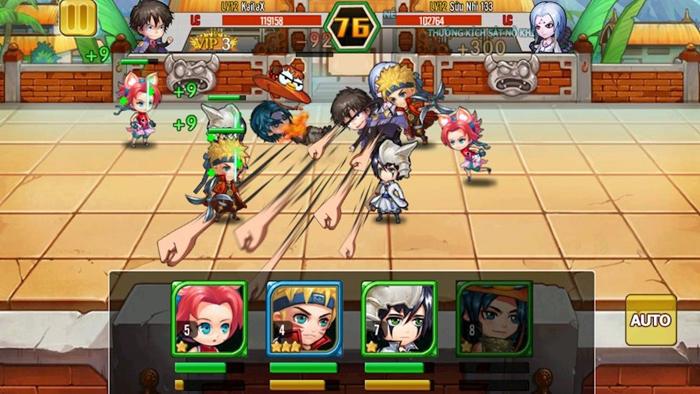 Game Vũ Trụ Anh Hùng tổ chức Big Event nhân dịp 6 tháng ra mắt 1
