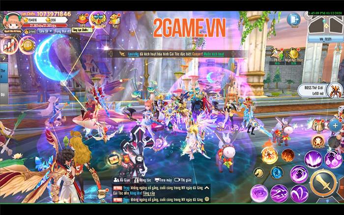 Hơn 24h nữa là game thủ Việt có thể chạm tay vào Pháp Thuật 3D 3