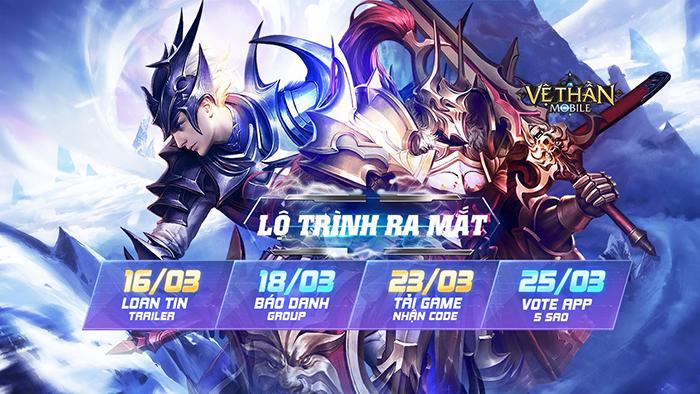 Game thần thoại phương Tây - Vệ Thần Mobile định ngày ra mắt 3